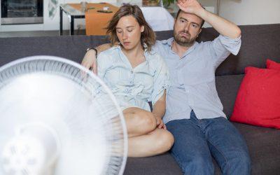 Die Hitze des Sommers ist vorbei