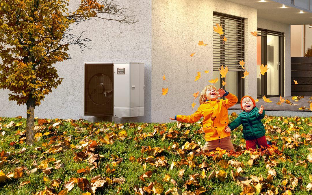 Straus GmbH Mainz | Ecodan Haus | Klimaanlage in Mainz