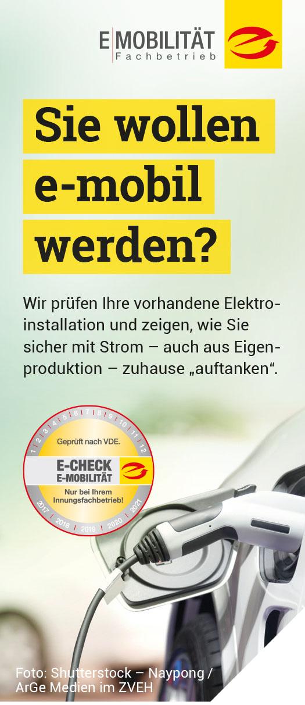 Straus GmbH Mainz | E-Mobilität Fachbetrieb