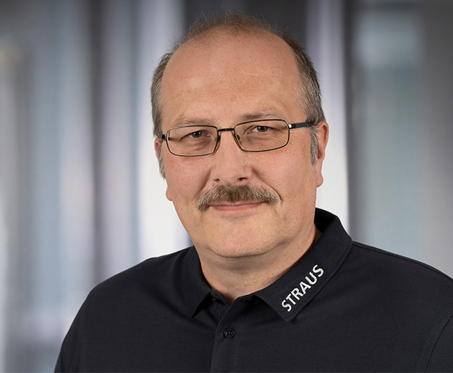 Joerg Schwarz | Straus GmbH Mainz